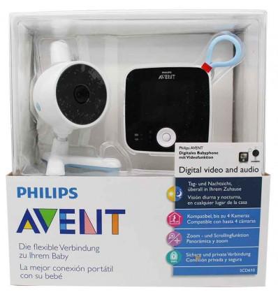 Avent Philips Digital Video audio 610