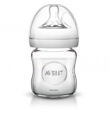 Bottle Avent Natural Glass 120 ml