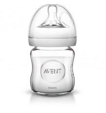 Flasche Avent Natürliche Glas 120 ml