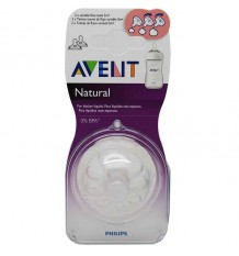 Avent Natural Tetina Flujo Variable 2 unidades