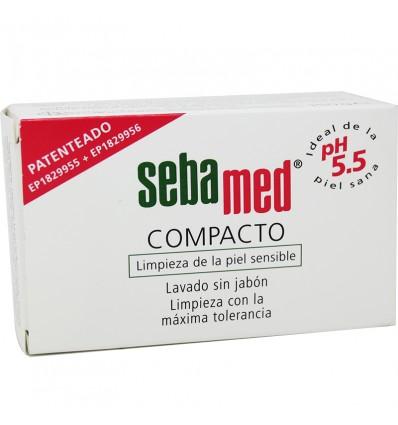 Sebamed compacto pastilla jabon