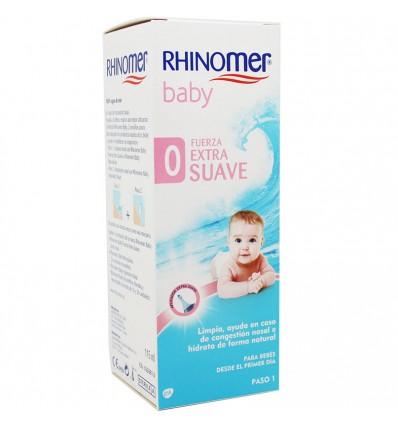 Rhinomer bebê extra macio