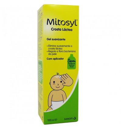 Mitosyl Gel suavizante costra lactea