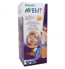 Avent Via Recipientes Alimentos 240 ml 5 unidades SCF639/05