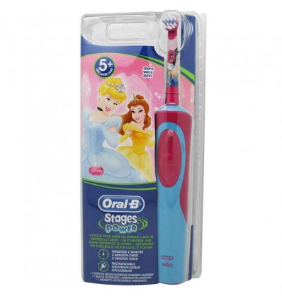 Oral b Cepillo Infantil Stages Power princesas