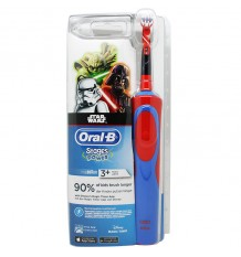 Oral B Toothbrush Infant Stages Power Star Wars