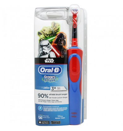 Oral B Cepillo Infantil Stages Power Star Wars