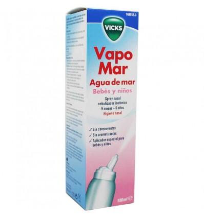 Vicks Vapomar bebe isotonico 100 ml