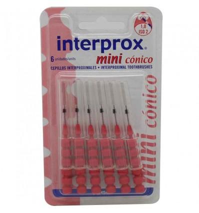 interprox mini conico 6 unidades