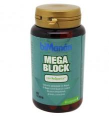 Bimanan Mega Block Bloquea grasas