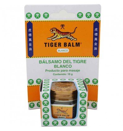Balsamo White Tiger
