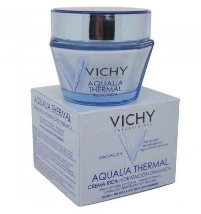 Vichy Aqualia Thermal Crema Rica Tarro 50 ml