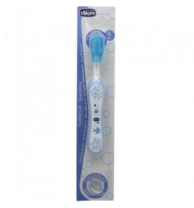 Chicco Escova de Dentes azul