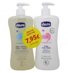 Chicco Pack de Gel limpiadopr lotion pour le corps