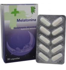 melatonina roda farma 30 cápsulas