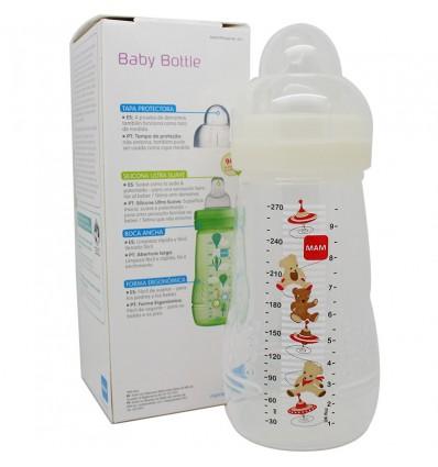 Mam Baby Biberon 270 ml blanco