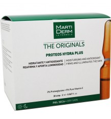 Martiderm Proteos Hydra Plus De 30 Ampoules
