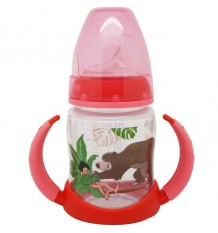 nuk bottle and trains jungle book red