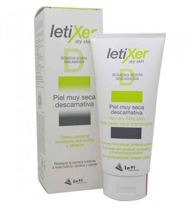 Letixer D Piel Seca Descamativa 200 ml