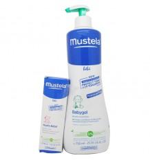 Mustela Bebe Babygel 750 ml Promocion