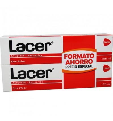 Lacer Pasta Dental Duplo Promocion
