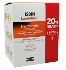 Lambdapil Hairdensity Cheveux ongles 180 capsules