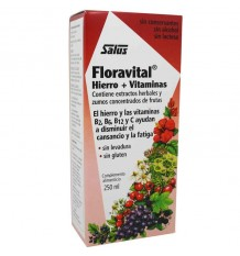 Floradix solution 250 ml