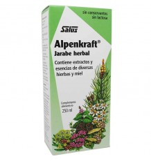 Salus Alpenkraft Jarabe Herbal 250 ml