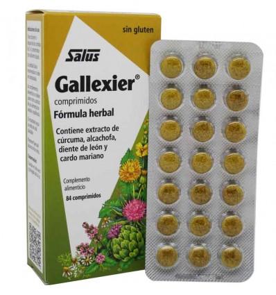 Gallexier 84 Tabletten