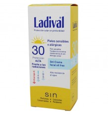 Ladival Pieles Sensibles factor 30