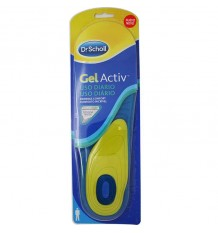 Dr Scholl Insole Gel daily Use Man 2 units