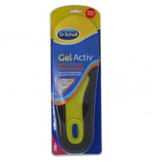 Dr Scholl Modelo Gel Mulher Profissional 2 unidades