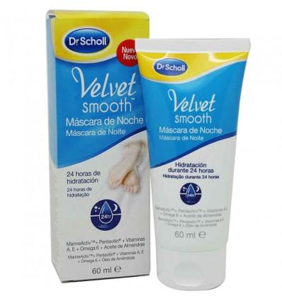 Dr Scholl Velvet Smooth Mascara de noche 60 ml