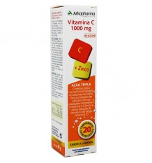 Arkovital Vitamina C 20 comprimidos