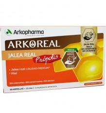 Arkoreal Geléia Real Propolis 20 Ampolas