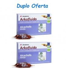 ArkoPharma Alcachofa Hinojo Duplo Ahorro