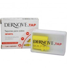 Dernove Tap Plugs Silicone Injected Child 2 Units
