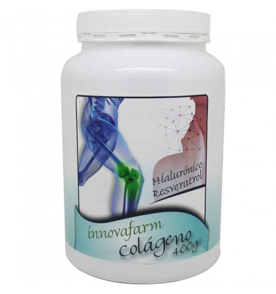 Innovafarm Colageno Hialuronico Resveratrol 400 g