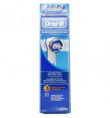 Oral-B de Remplacement Precision Clean 3 Unités offrent