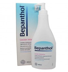 Bepanthol Intensive lotion 400 ml