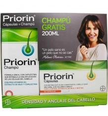 Priorin 60 capsules gift