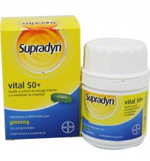 Supradyn Vital 50 30 tablets