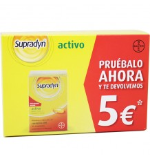 Supradyn Activo 30 Comprimidos Oferta Online