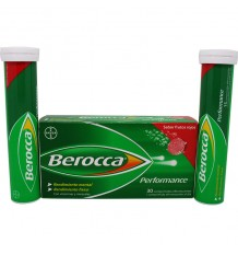 Berocca Performance Red Fruits 30 effervescent tablets