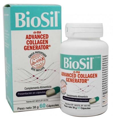 Biosil 60 capsulas