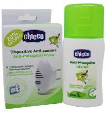 Chicco Anti-Moustiques Pack De Spray Ultrasonique