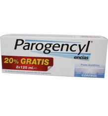 Parogencyl Pâte 125 ml Duplo Promotion