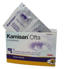 Kamisan Ofta 28 Wipes