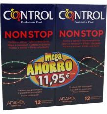 Preservativos Controle Non stop Duplo Promoção