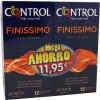 Preservativos Control Finissimo Duplo Promocion